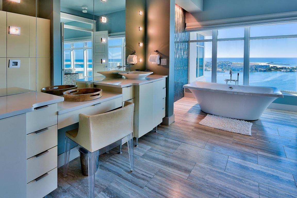 320 Harbor Boulevard #1205, Destin, FL 32541 | Tubs, Bath and Modern