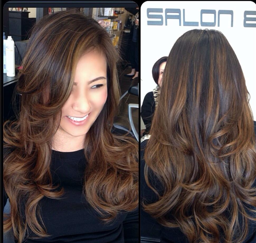 Balayage color hair pinterest balayage and hair coloring