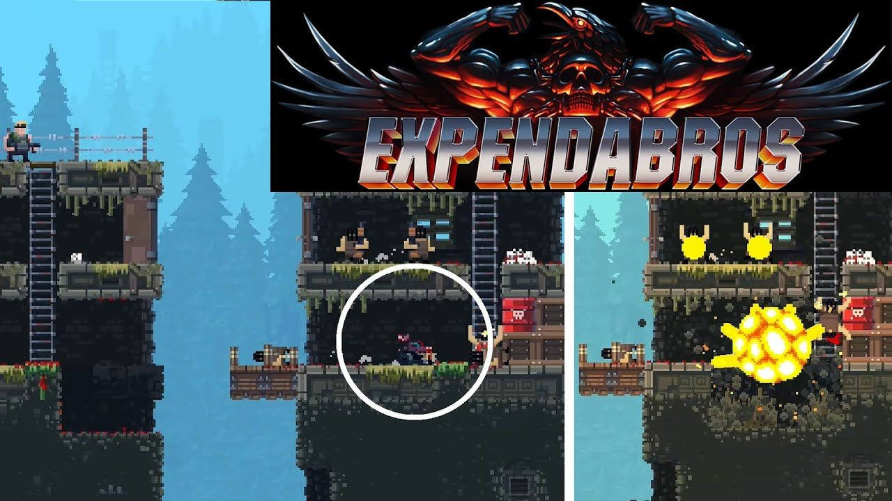 Expendabros Walkthrough The Bomb By Using An Rc Car And Other 6 Speci Rc Cars Bombs Car