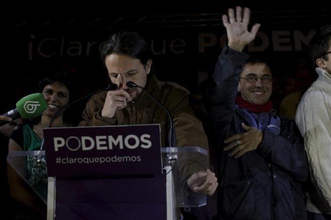 Pablo Iglesias se ve como candidato a la Presidencia del Gobierno el año que viene