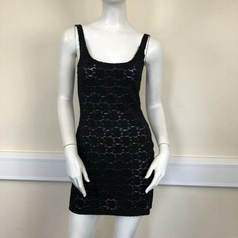 River Island Ladies Black Floral Lace Sleeveless Short Vest Dress Uk Size 10 In 2020 Black Dresses Uk Dresses Vest Dress
