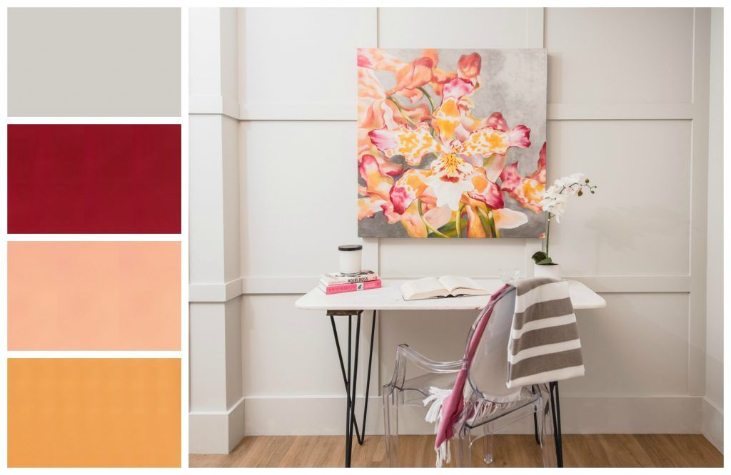 Reno to Reveal Bedroom Color Palette