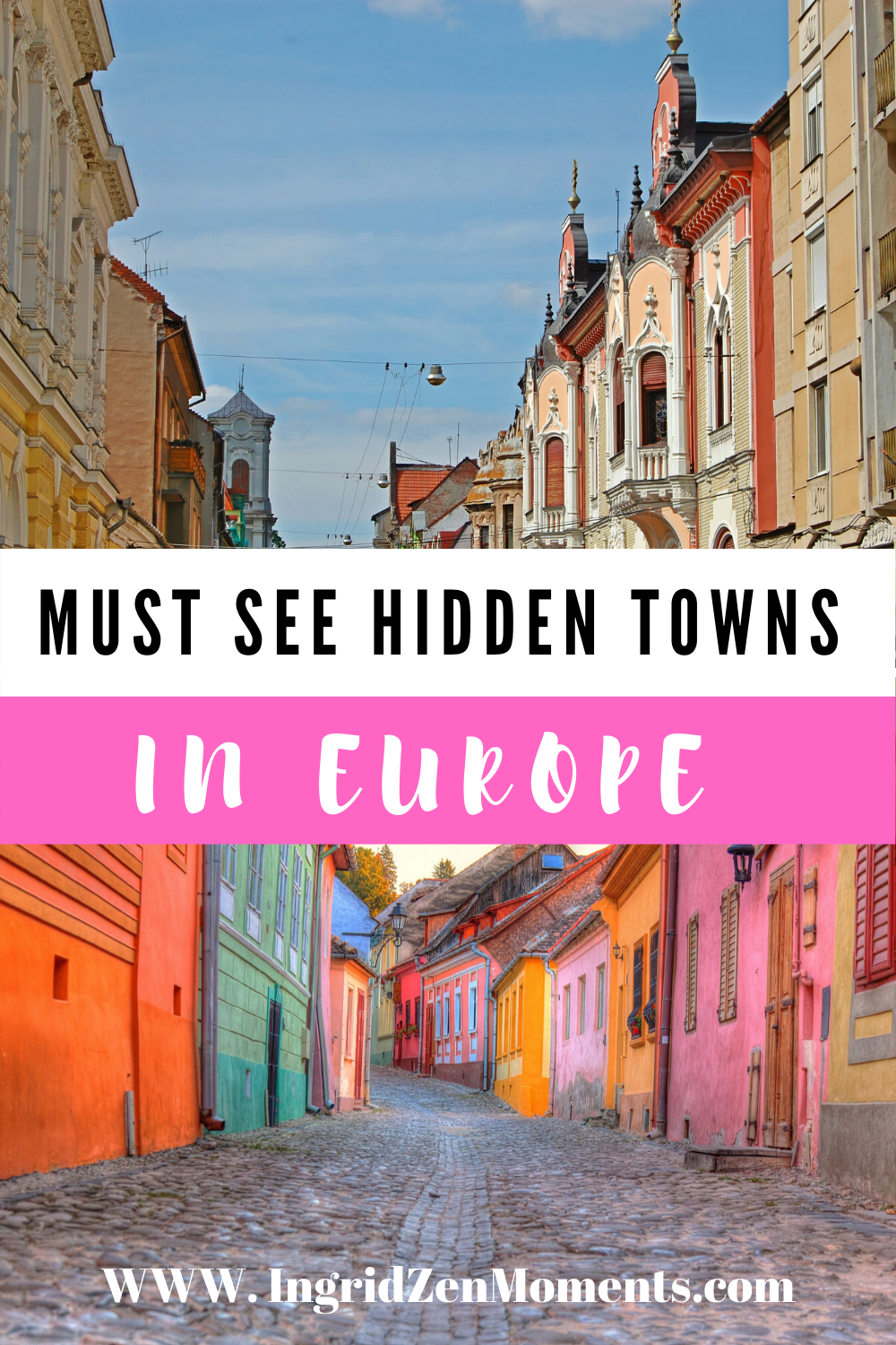 Less known places to visit in Europe