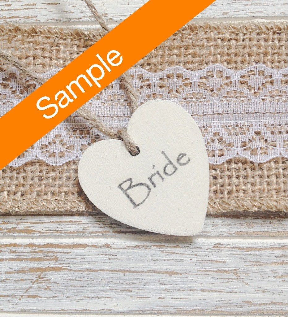 Wedding Favour Sample Personalised Small Wooden Hearts Favors Bridal Showers Name Tags Heart Favors Bridal Shower Favors Wedding Favors