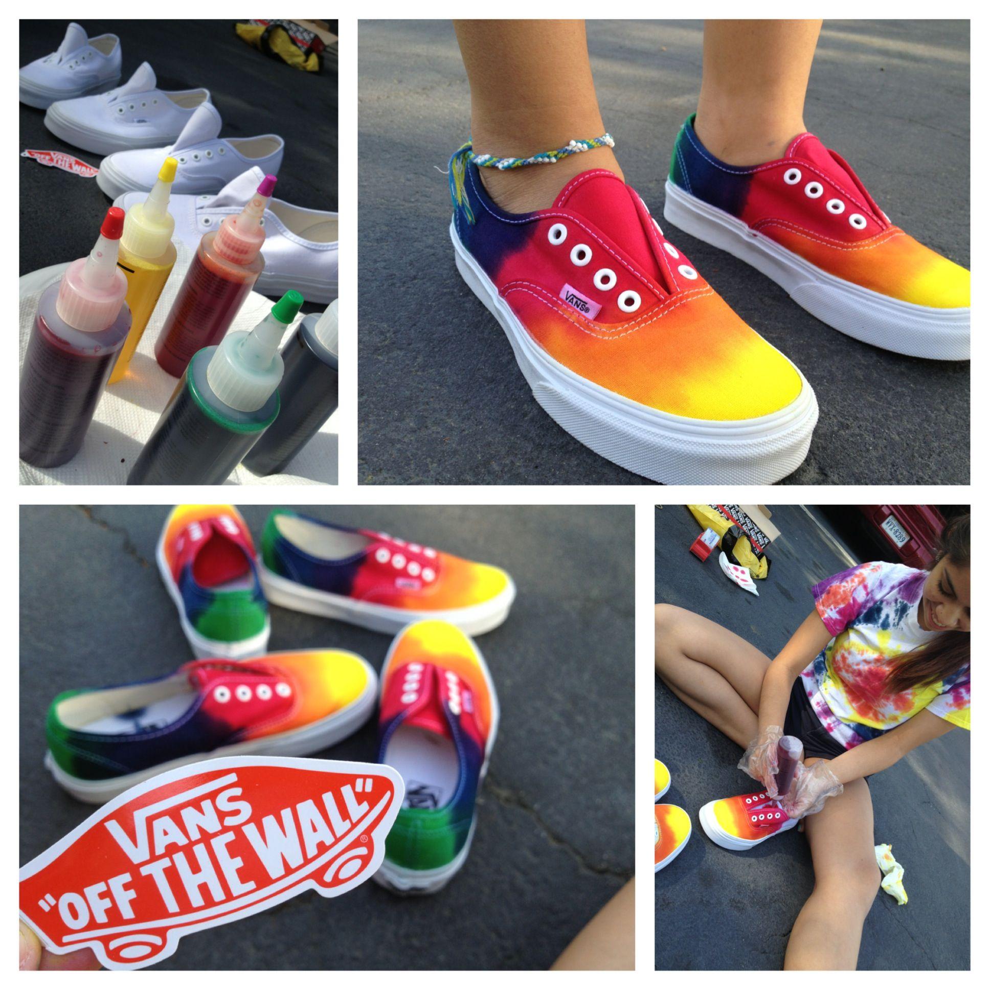 Vans Schuhe Projekt Schuhe Projekt Binden Projekt Binden
