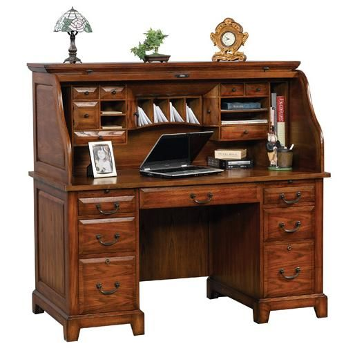 Where Is Winners Only Furniture Made: Winners Only Furniture: Zahara Collection Roll Top Desk