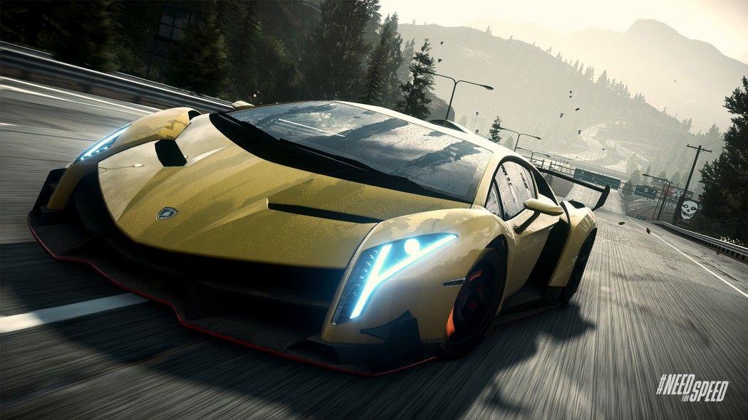 NFS Rivals: Lamborghini Veneno