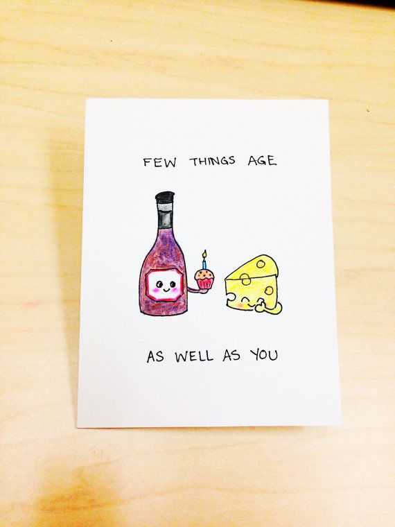 Funny Birthday Card Birthday Card Funny Best Friend Birthday Card