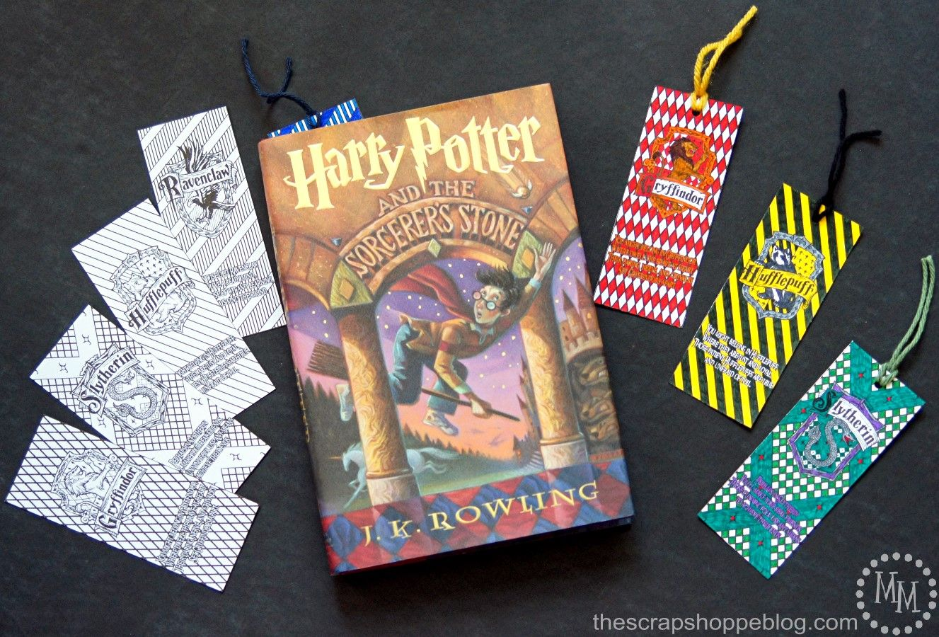 Take your love of Harry Potter to the next level by printing and coloring your own Hogwarts House bookmarks! It's time for one of my favorite summer series! The Happy Harry Potter series hosted by Raegun Ramblings (see the amazing giveaway she has put together at the end of this post)! It's all things Harry [...]