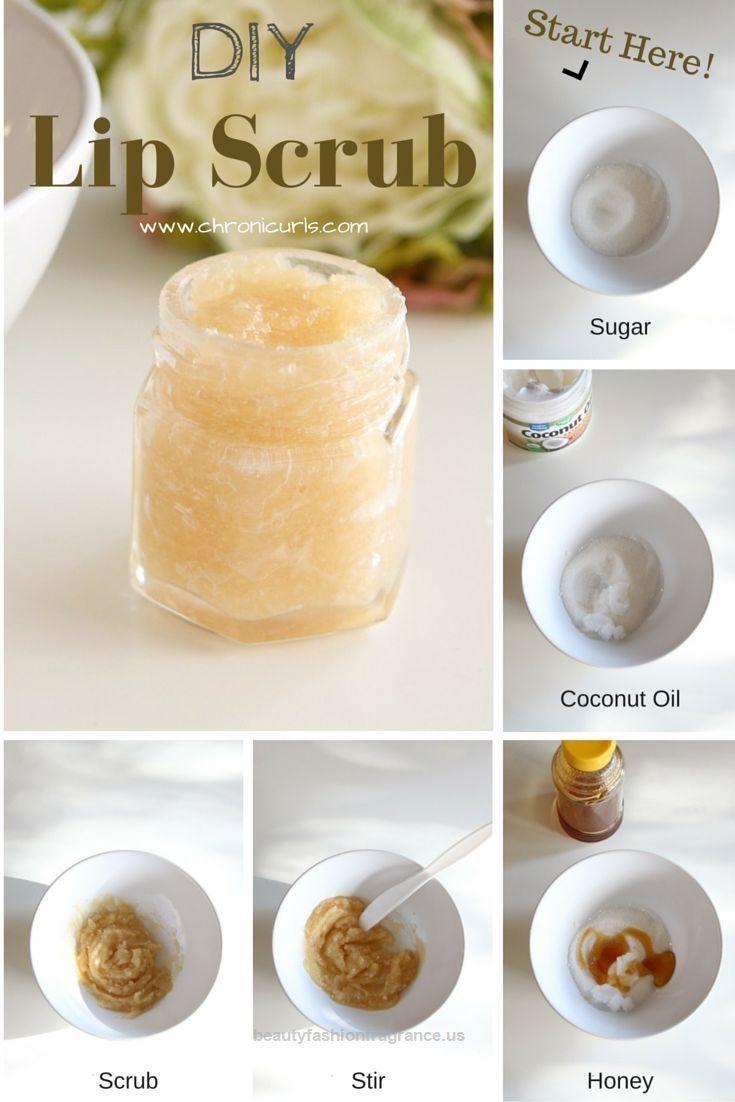 kokosolja socker scrub