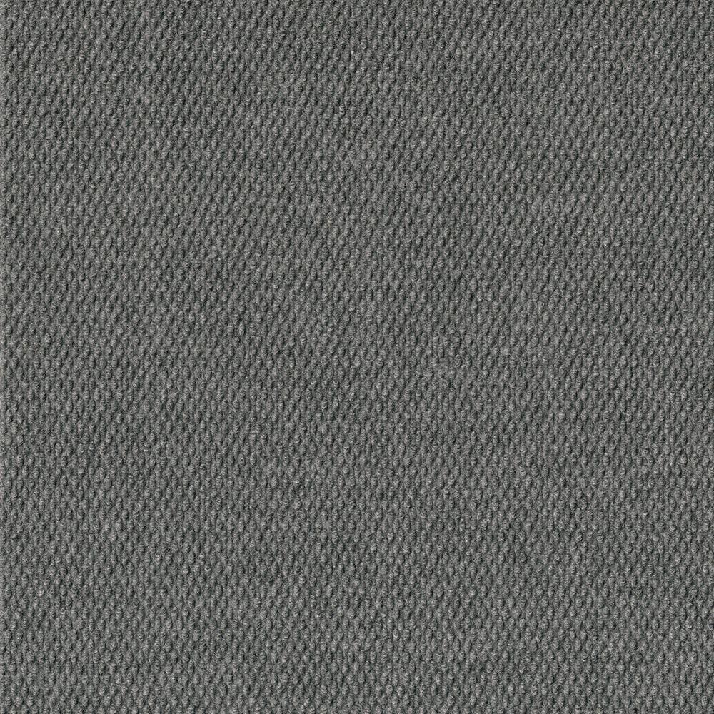 Foss Premium Self Stick Caserta Sky Grey Hobnail Texture 18 In X 18 In Indoor Outdoor Carpet Tile 10 Tiles C Carpet Tiles Textured Carpet Carpet Solutions
