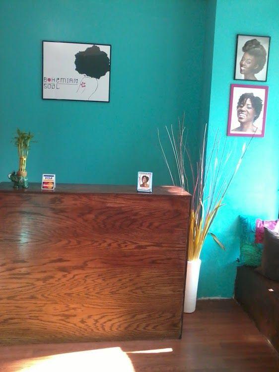 Soul Hair Bohemian Studio Salon Ideas Salons Desks Tables Beauty Barber