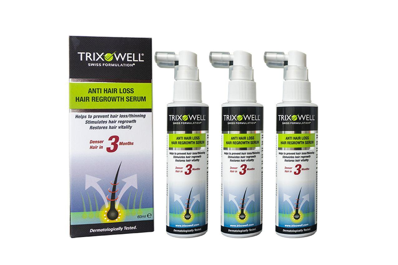 Trixowell Adli Kullanicinin Sac Dokulmesi Panosundaki Pin Serum