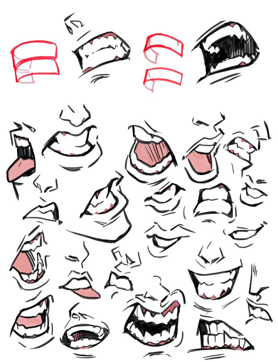 Teeth Pic Twitter Com B6l1tok3h4 Drawing Expressions Art Reference Art Reference Photos