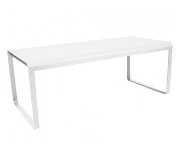 Bellevie Tafel Gartenmobel Tisch Gartentisch Aluminium Und