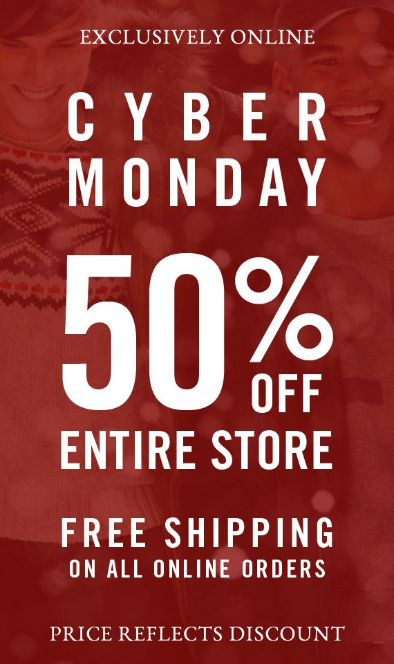 1035e3c06d481 A   F 1 of 3  Cyber Monday starts NOW! (Get 50% off + Free Shipping ...
