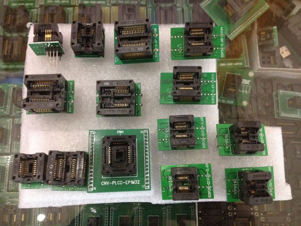 Serial Eeprom Programmer 93c56 - poksfairy