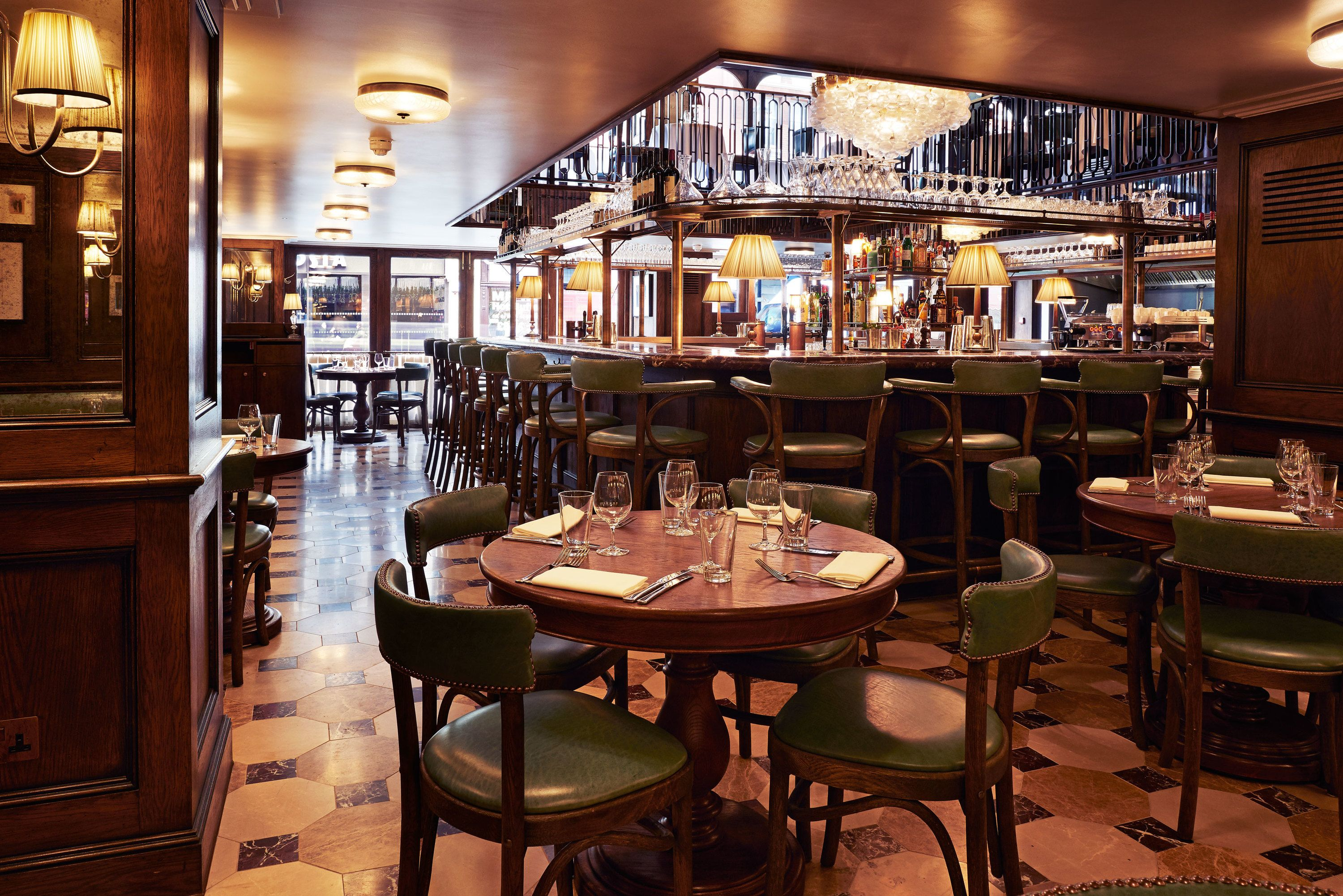 Restaurant Chairs For Sale Cafe Monico Traditional European Brasserie Fare Served