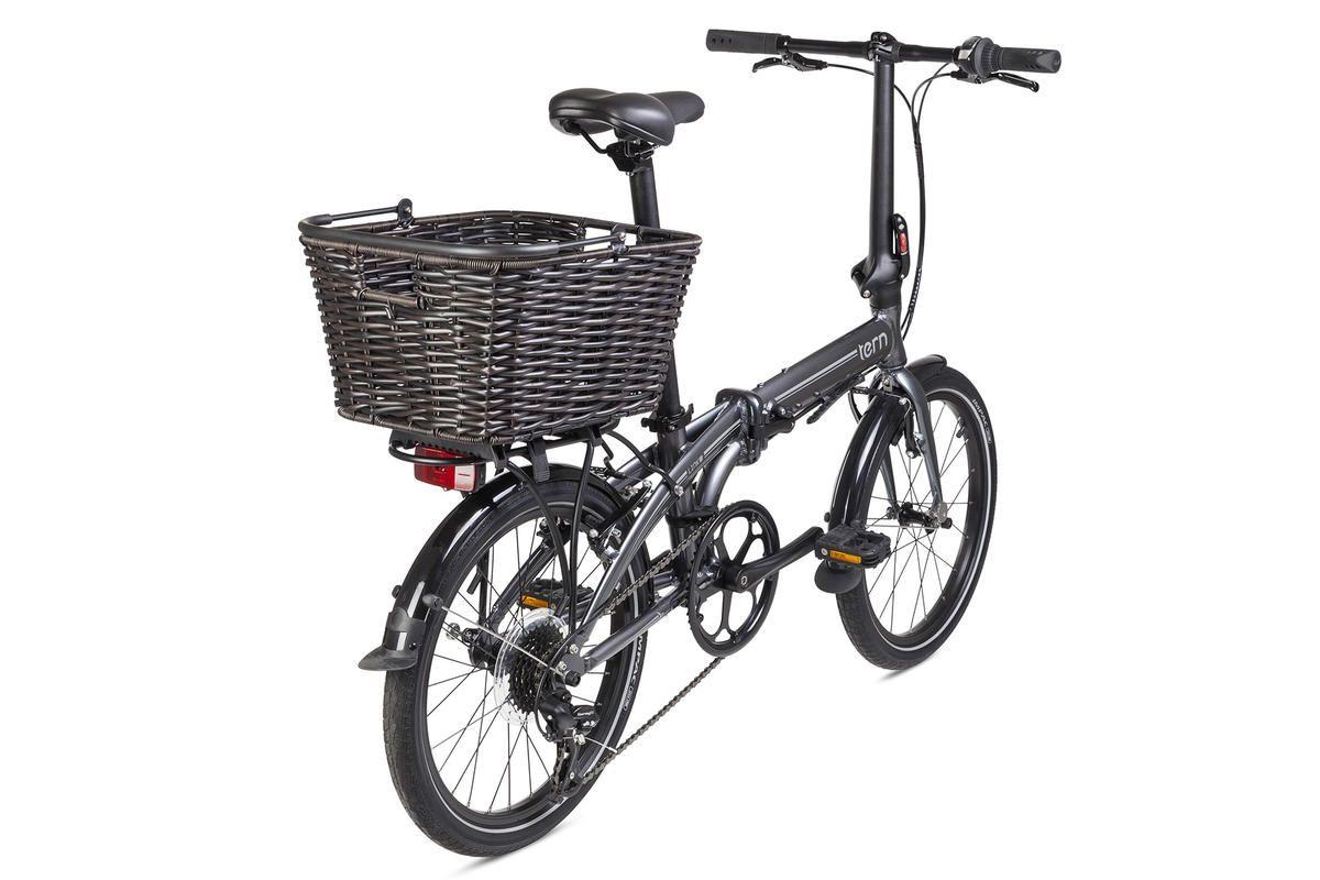 Market Basket Folding Bike Bike Market Baskets