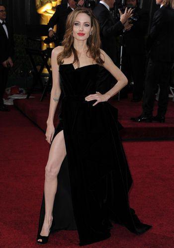 Angelina Jolie Angelina Robe Noire Noire Robe Robe Noire Jolie Angelina Angelina Jolie OZiuPkXT