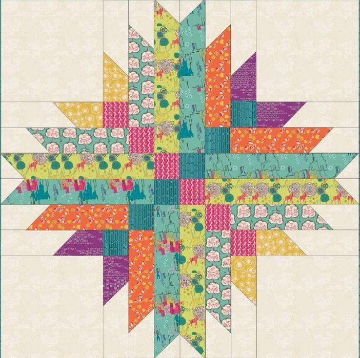 13 modeles de patchwork gratuits