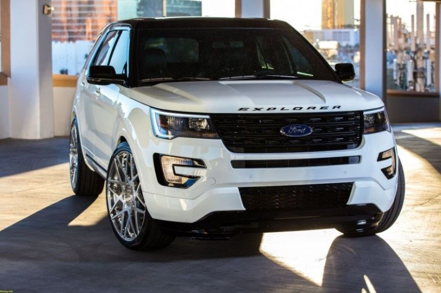 Ford Everest 2020 Exterior And Interior Ford Explorer Sport Ford Explorer Ford Suv