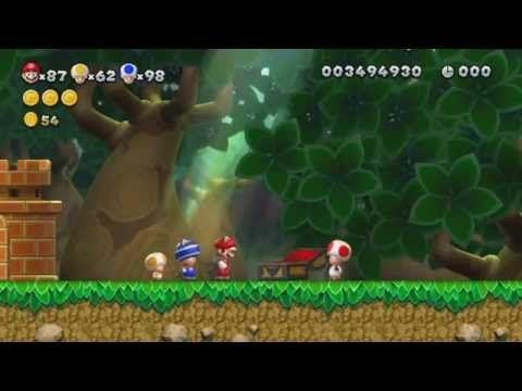 New Super Mario Bros Part 25 World 8-4 8-Castle 1 8-5 8-6 8