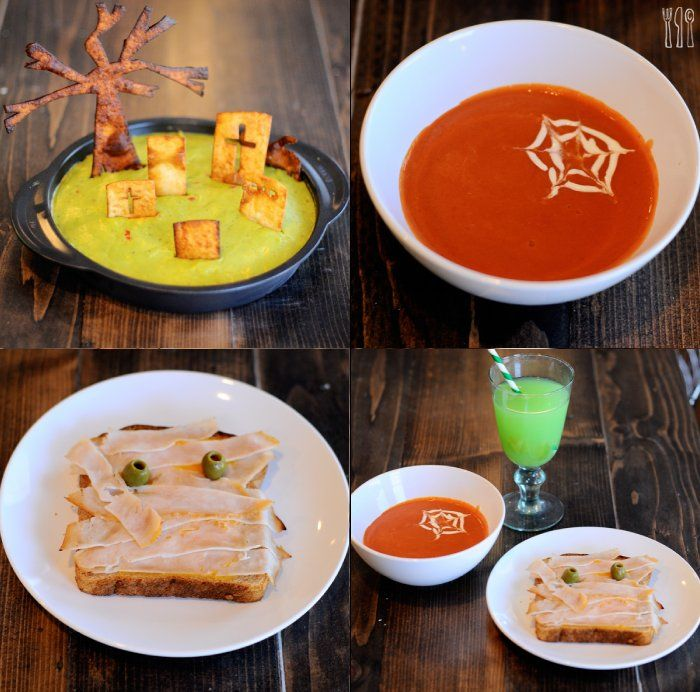 Spooktacular Eats 11 Fun Halloween Dinner Ideas Halloween goodies - spooky food ideas for halloween