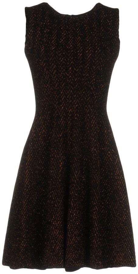 ANTONINO VALENTI Short dresses