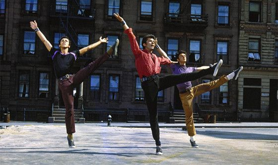 30 best dance movies of all time