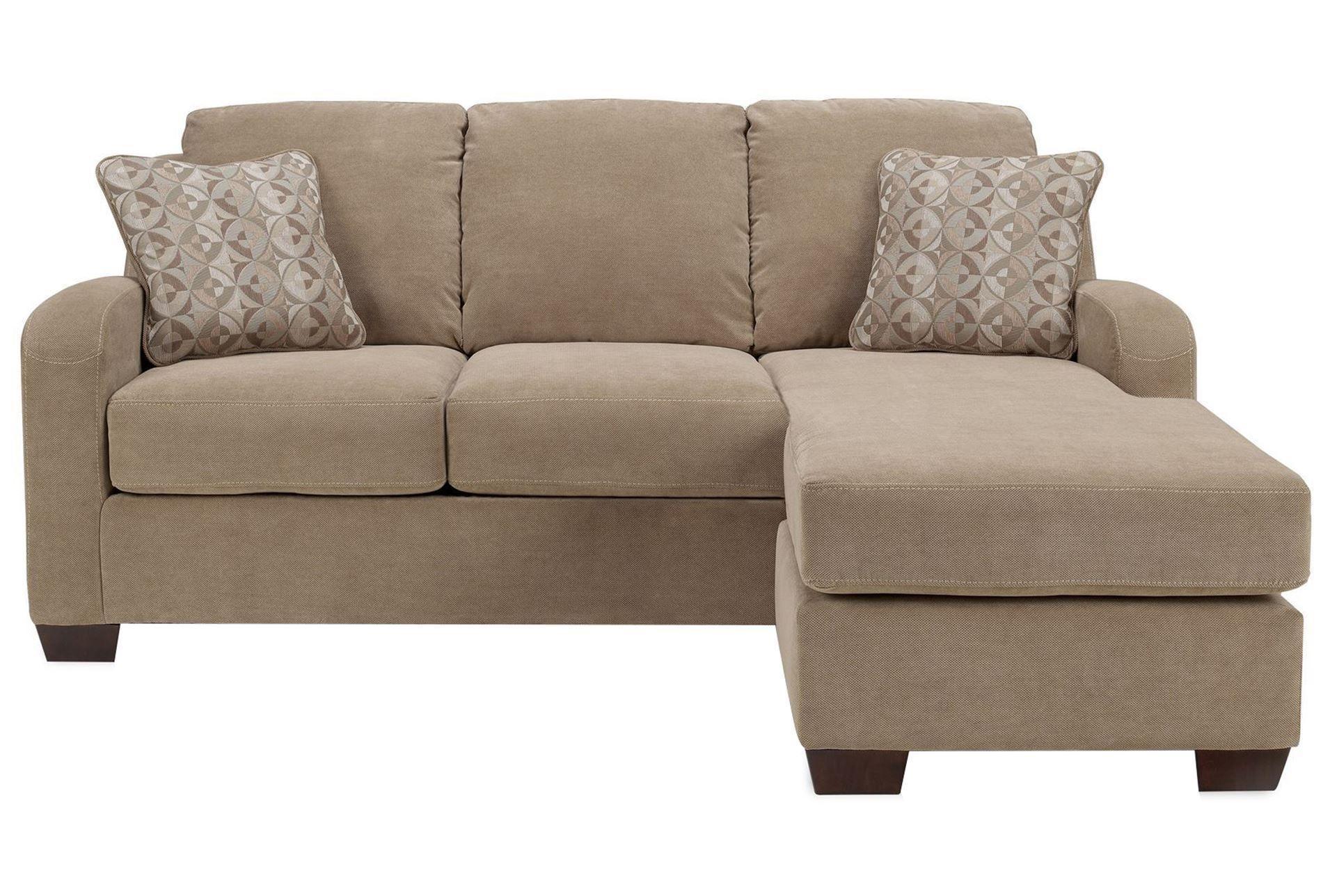 Circa Taupe Chaise Queen Sleeper - Signature  sc 1 st  Pinterest : taupe chaise lounge - Sectionals, Sofas & Couches