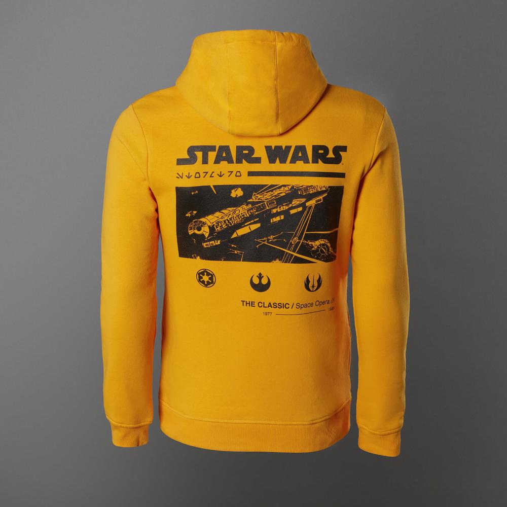 , Star Wars The Falcon Unisex Hoodie – Mustard, My Pop Star Kda Blog, My Pop Star Kda Blog