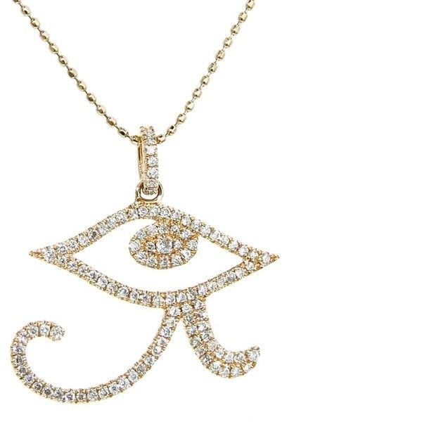 Sydney evan diamond eye of ra necklace yellow gold 25 335 zar sydney evan diamond eye of ra necklace yellow gold 25 335 zar aloadofball Images