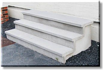 Precast Concrete Steps Price | STUCCO FINISH FOR PRECAST