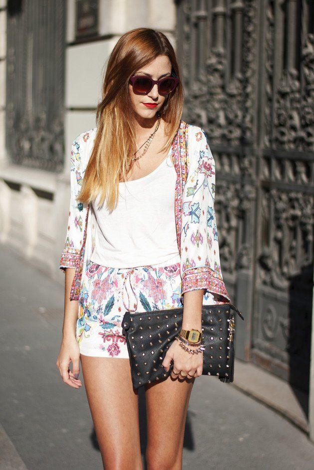 Printed outfit