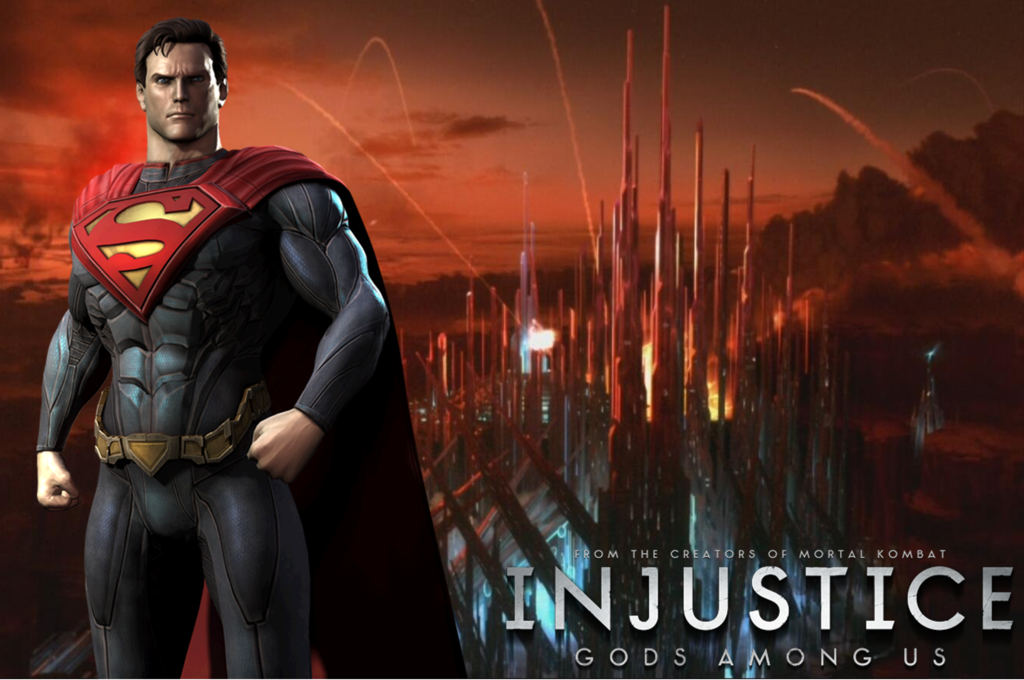 Injustice Superman Wallpaper By Nerdyowl299 On Deviantart With Images Superman Wallpaper Injustice Superman
