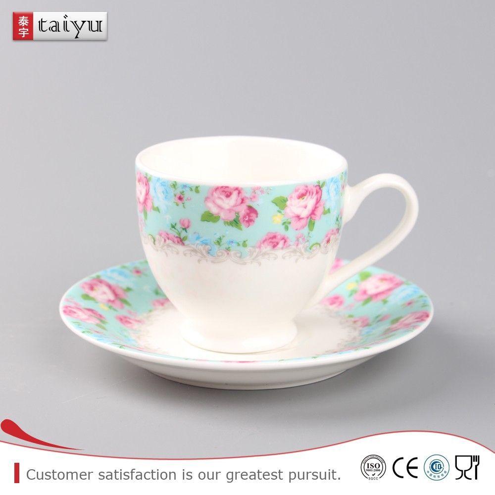 Tea Cups and Saucers |     Tea Cup - Buy Tea Cup,Tea Cup And