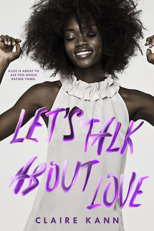Image result for let's talk about love book