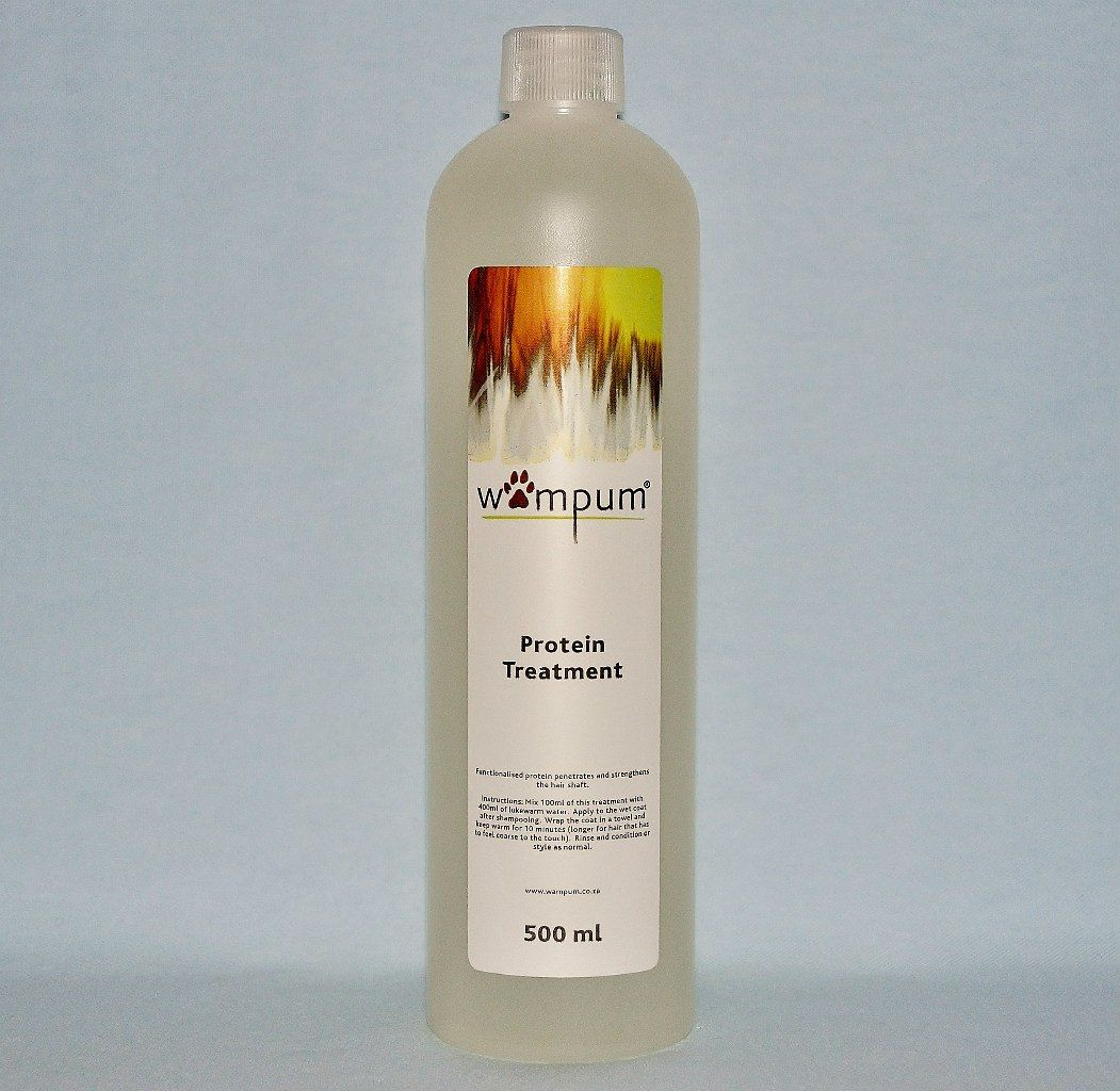 Best Products for Pet Grooming. Protein treatment, Pet