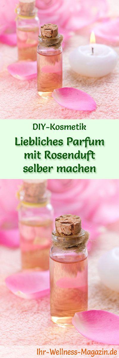parfum rezept liebliches parfum mit rosenduft diy und selbermachen geschenkideen und. Black Bedroom Furniture Sets. Home Design Ideas