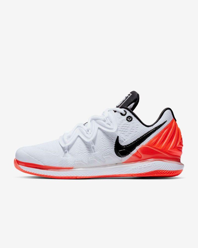 Nike Air NiceCourt Zoom Vapor X Kyrie 5 V Hot Lava Hard