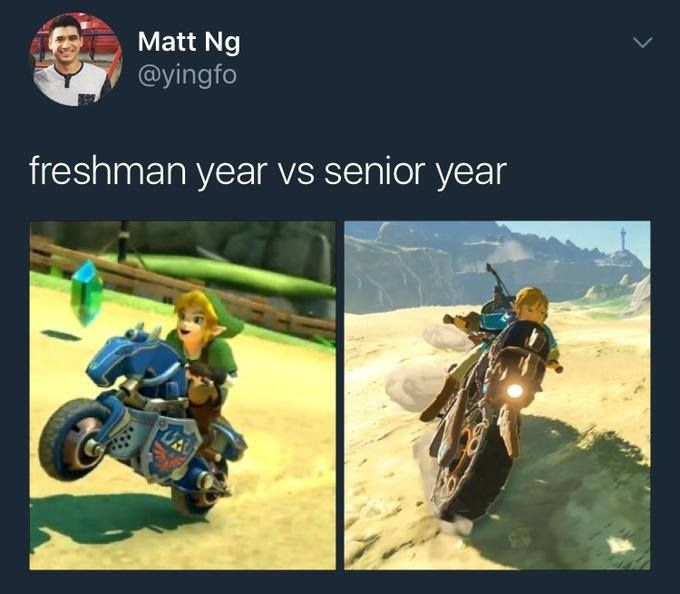 Mario Kart 8 S Master Cycle Vs Breath Of The Wild S Master Cycle