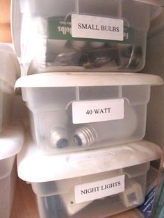 Light Bulb Storage Ideas Google Search Garage Organization