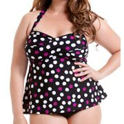 33d03ad535 Walmart | Banners | Swimsuits, Tankini, Plus size swimsuit tops