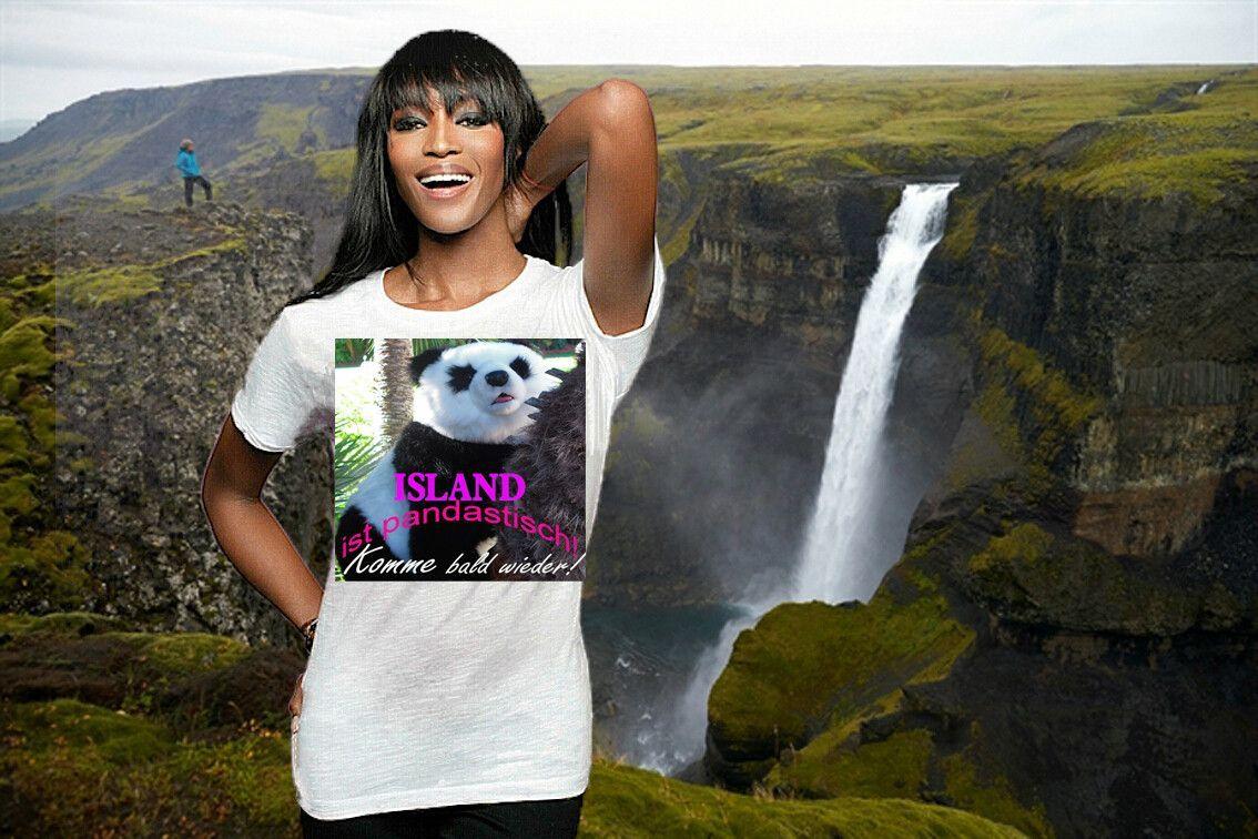 ISLAND ist pandastisch! - Komme bald wieder!