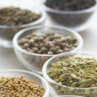 Cómo hacer tu propia mezcla de especias