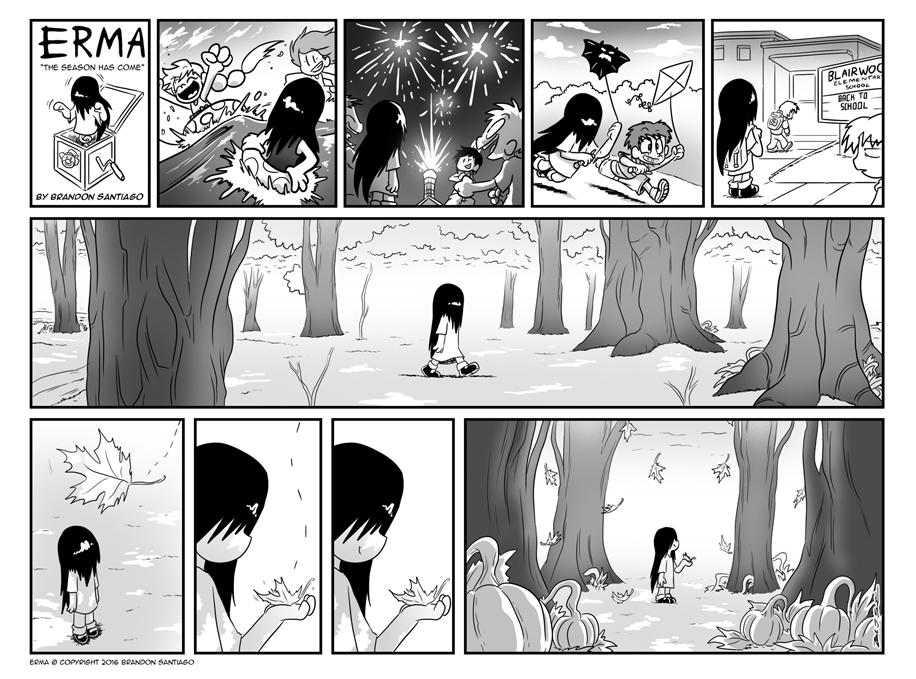 Erma :: Erma- The Season Has Come | Tapastic Comics - image 1