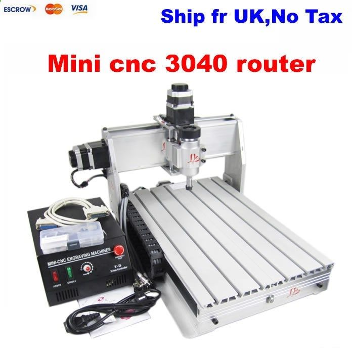 880.00$ Buy now - aliy1n.worldwells... - Ship from UK, no tax! mini cnc 3040 router,CNC engraving machine. CNC Milling Carving Machine for wood with best price 880.00$