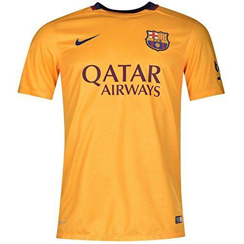 2ª Equipación FC Barcelona 2015 2016 - Camiseta oficial Nike para niño   camiseta  friki  moda  regalo 978225a2313c7