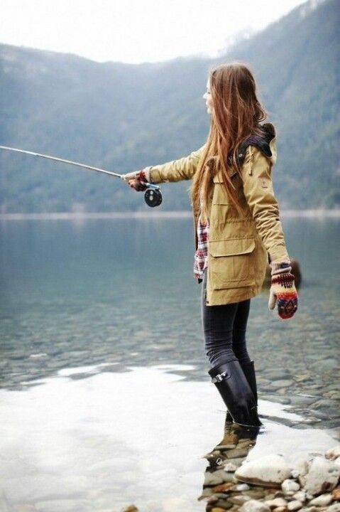 Maine Girl Fly Fishing Fashion A Well Traveled Woman